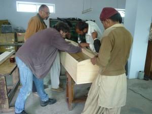 Radboud Spruit Grafkisten Pakistan