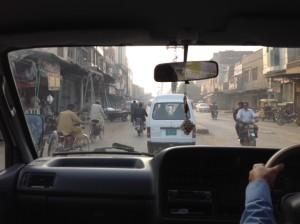 Op reis door Pakistan