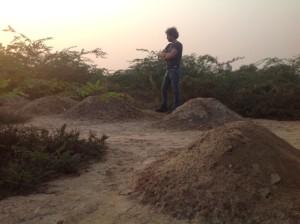 Een eenvoudige begraafplaats