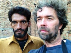 selfie met dakloze 3