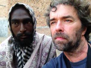selfie met dakloze 5